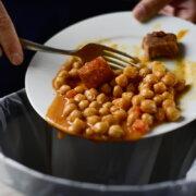 食品の廃棄